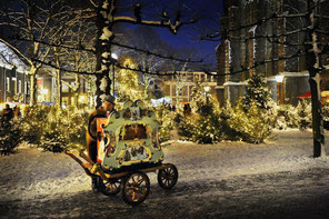 Kerstmarkt Dordrecht, grootste kerstmarkt van Nederland