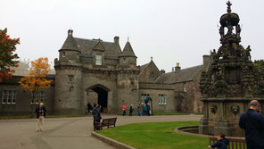 Palace of Holyroodhouse, Gatehouse