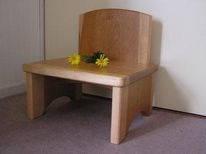 木 小椅子 インテリア