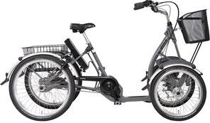 Pfau-Tec Monza Elektro-Dreirad Quad-Fahrrad Beratung, Probefahrt und kaufen in Tuttlingen