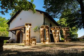 Hochzeit - LOVE xxl Buchstaben mieten