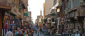 Khan El Khalili - Souk - Kairo