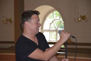 Sänger Daniel Durst