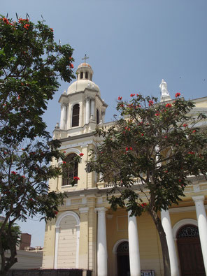 Chiclayo cathedral