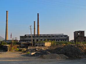 Albanien befindet sich im Umbruch