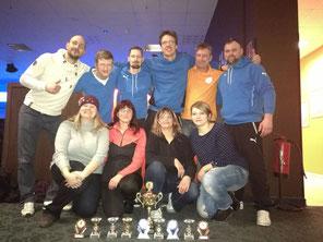 Bowlingteam - GSBV Halle/Saale