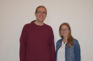Externe Koordinierungs- und Fachstelle, Herr Janke und Frau Naujok