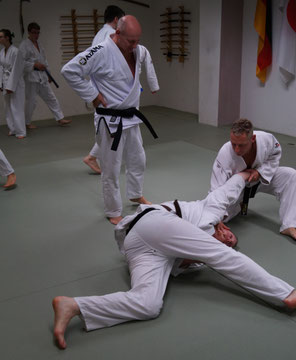 Jiu Jitsu Union - JJU NW - Selbstverteidigung - Kampfkunst - Kampfsport