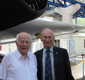 Flugkapitän Gerhard Güttel, 152, Flugzeugwerft Dresden, Hans Klecha, Fluglehrer