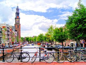 CheckEinfach | Städtereise Amsterdam