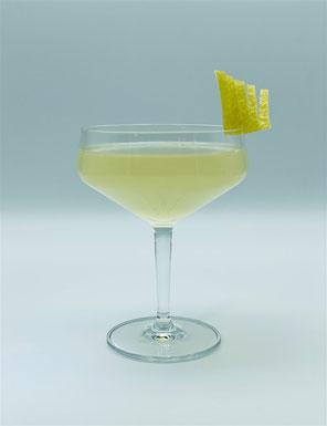 sunflower, sunflower cocktail, absinth, absinthe, cocktail mit absinth, cocktails mit absinth
