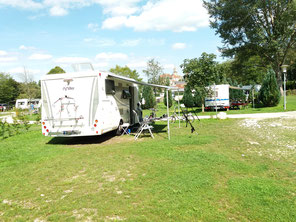 Campingplatz Sigmaringen out&back