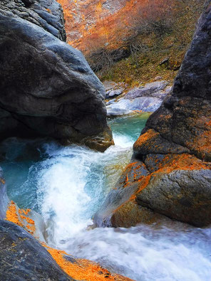 canyon canyonnig briançon serre chevalier