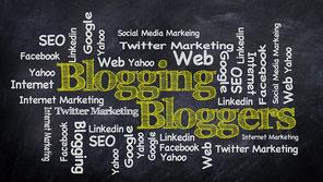 Bloggen - Blog - Social Media - Bild Pixabay