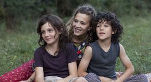 Céline Sallette joue la mère, séparée de ses deux enfants pendant 11 ans (©Carole Bethuel/Le Pacte)