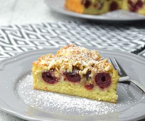 Kirsch Mandel Kuchen Meidyskochwelts Webseite