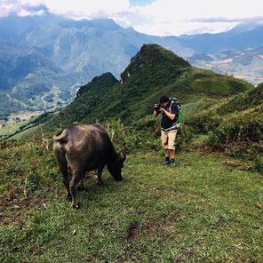 Face 2 Face. Ta Van Valley, Vietnam [Photo copyright Sylvia Luigart, 2017]