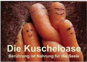 Karotten kuscheln