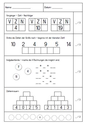 Mathe 1. Klasse Online Kostenlos
