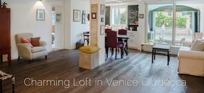 Charming Loft in Venice Giudecca