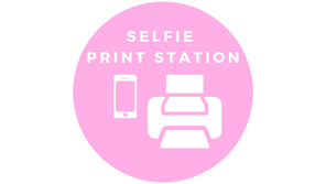 PLUS SERVICE Selfie Print Station