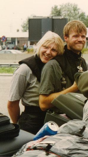 mit Georg 1994