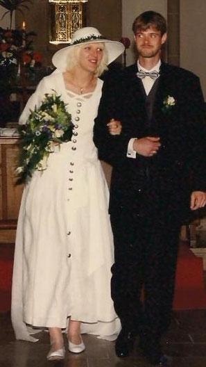Hochzeit 1996
