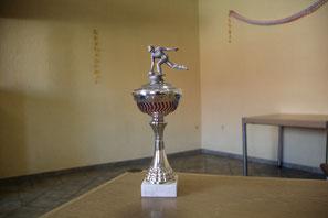 Einer unserer Pokale