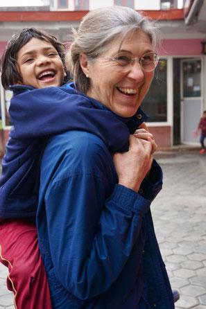 Ingrid Schneider-Winter Secretary Haus der Hoffnung - Hilfe für Nepal e.V.