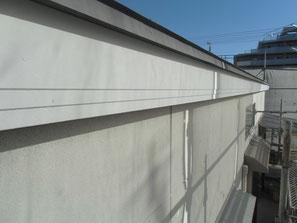 破風板 塗装前