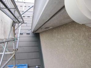 外壁(モルタル) 塗装前