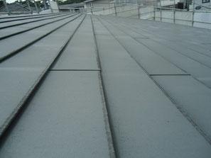 屋根(トタン) 塗装前