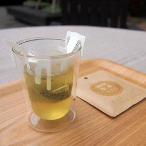 オーガニックドリップティー produced by 樽脇園 満月茶ブレンド