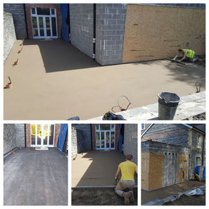 Floor Screed Systems Resin Driveways South Wales Ltd