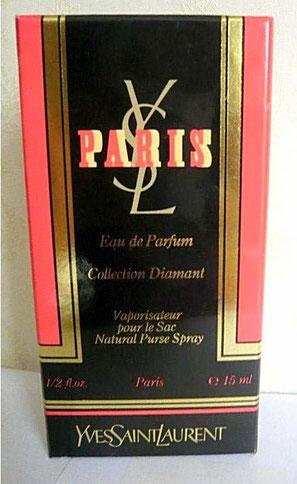 YSL - PARIS : VAPORISATEUR POUR LE SAC EAU DE PARFUM 15 ML