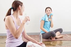 水素水で毎日の生活と健康維持をサポート