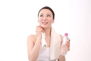 水素水で効果的に痩せるダイエットと運動法