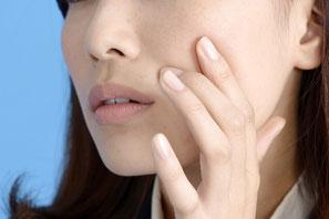 肌を老化を招いている原因物質について