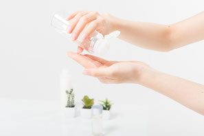 「若返りの水素水化粧水」と使い方