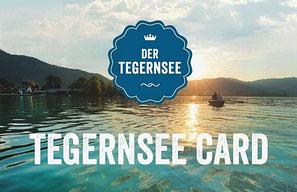 Als Geschenk für Ihre Übernachtung im Hotel Bavaria in Bad Wiessee am Tegernsee bekommen Gäste die Tegernseer Card.