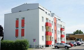 wohnhausanlage keimstraße