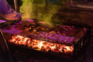 Barbecue Catering Würzburg