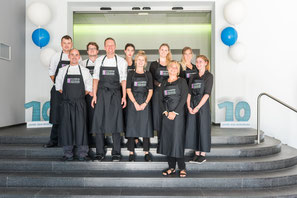 Kulinarium Würzburg Event Catering Team