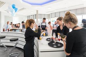 Abiball Würzburg Catering