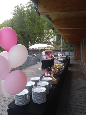 Grill Catering Ruderclub Würzburg