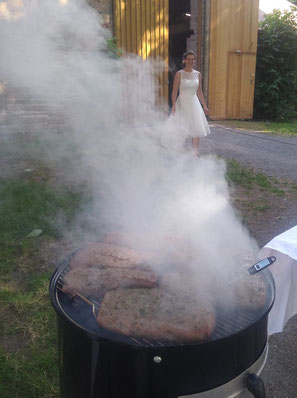Hochzeits Grill Catering
