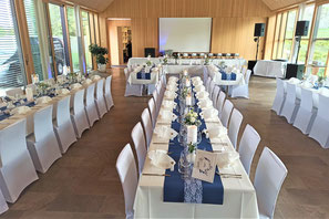 Pfarrsaal Eisingen Hochzeit Catering