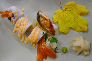 Live Sushi Bar Würzburg