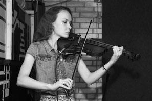 Добрый Шубинъ - Юлия Иванова, скрипка