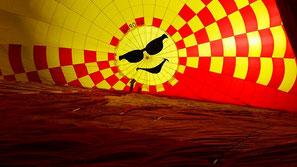 Ballonfahren Münche Chiemsee